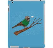 Annoyed IL Birds: The Sparrow iPad Case/Skin