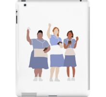 waitress musical iPad Case/Skin