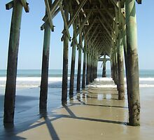 Under the Pier by Jackie Bell