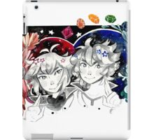 Judai and Johan iPad Case/Skin
