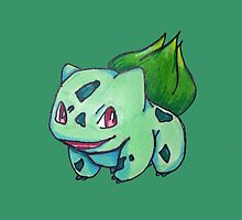 Bulbasaur by fantasylace