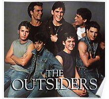 Story of THE OUTSIDERS Drama Poster