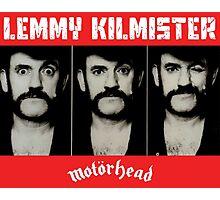 lemmy kilmister Photographic Print