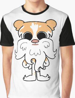 Murdoc and his Beard Graphic T-Shirt