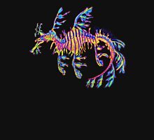Neon Crystal Sea Dragon Unisex T-Shirt