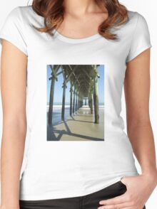 Under the Pier Women's Fitted Scoop T-Shirt