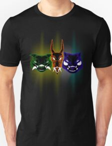 Monsters of the First Gen Unisex T-Shirt
