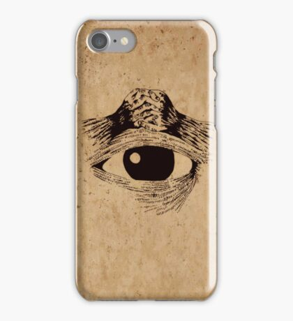 good things happen iPhone Case/Skin
