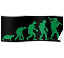 Ninja Turtles Ninja Evolution Poster