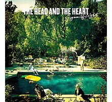 HIC04 The Head and the Heart Tour 2016 Photographic Print