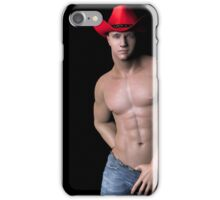 Pery little cowboy iPhone Case/Skin
