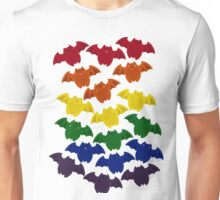 BatLoaf- Gay Pride Unisex T-Shirt