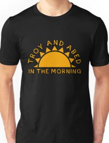 Community - Troy and Abed in the morning Unisex T-Shirt