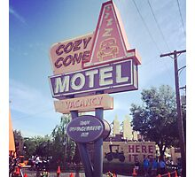 Cozy Cone Photographic Print