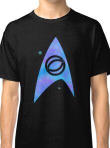 Star Trek - Watercolour Science Classic T-Shirt