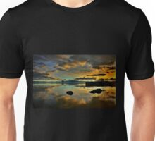 Golden Mirror of Nature Unisex T-Shirt