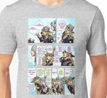 JoJo's Bizzare Adventure Cheese Song Unisex T-Shirt