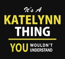 It's A KATHERINE thing, you wouldn't understand !! by satro