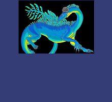 Blue Sea Dragon Unisex T-Shirt