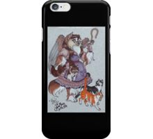 The Cat Herder iPhone Case/Skin