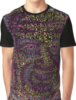 Albert Hofmann psychedelic portrait Graphic T-Shirt