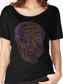 Albert Hofmann psychedelic portrait Women's Relaxed Fit T-Shirt