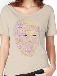 Albert Hofmann psychedelic portrait Women's Relaxed Fit T-Shirt