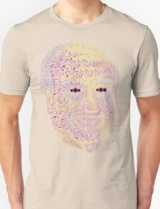 Albert Hofmann psychedelic portrait Unisex T-Shirt