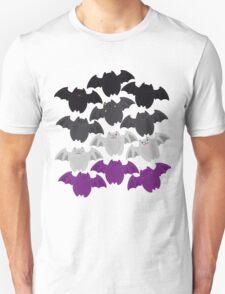 Bat Loaf- Ace Pride Unisex T-Shirt
