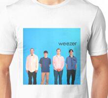 The Blue Album of WEEZER Unisex T-Shirt