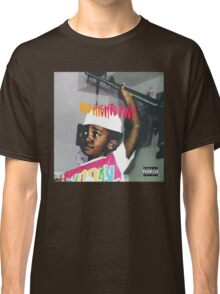 Bas - Too High to Riot Classic T-Shirt