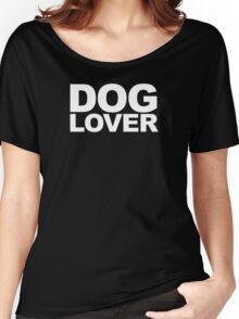 Dog Lover Shirt Women's Relaxed Fit T-Shirt