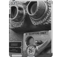 Quarters Only iPad Case/Skin