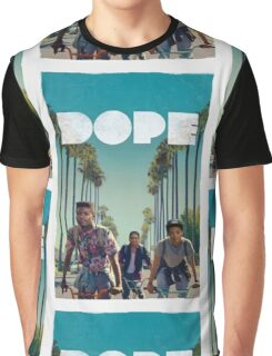 Dope - Movie Cover Graphic T-Shirt