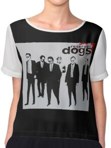 RESERVOIR DOGS The Movie Chiffon Top