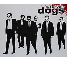 RESERVOIR DOGS The Movie Photographic Print