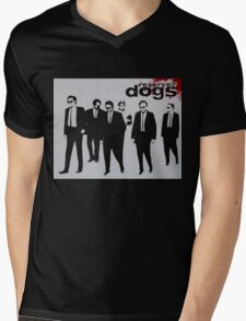 RESERVOIR DOGS The Movie Mens V-Neck T-Shirt