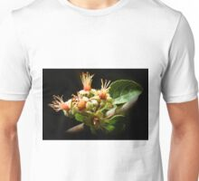 Liberty Apple Blossom Flower Unisex T-Shirt