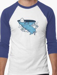 Cutenado Men's Baseball ¾ T-Shirt