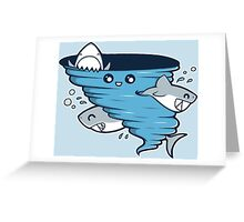 Cutenado Greeting Card