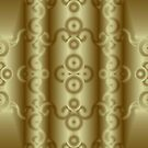 Brass Scrollwork by Kinnally
