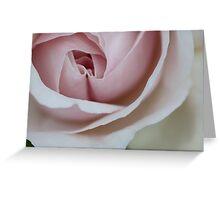 Folding Petals Greeting Card