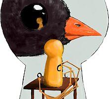 The Bird Thief by Dennis Noubarpour