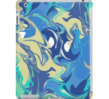 Marble texture. Different colors. Beautiful vector illustration for your design, print, background iPad Case/Skin