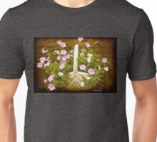 Once There Were Petunias Here Unisex T-Shirt