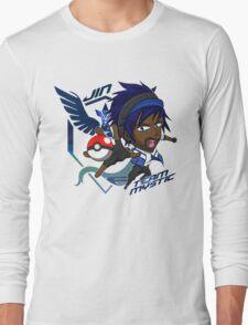 Jin Mystic Outline Long Sleeve T-Shirt