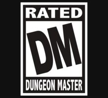 Rated DM for Dungeon Master by Grawskioski
