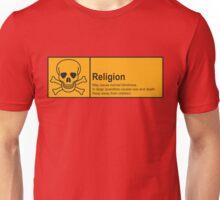 Danger Religion Unisex T-Shirt
