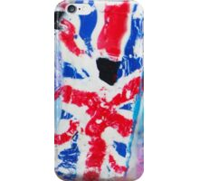 Recycled Mobile Phone cases - UNION JACK iPhone Case/Skin