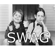 Little Rascals Swagger Photographic Print